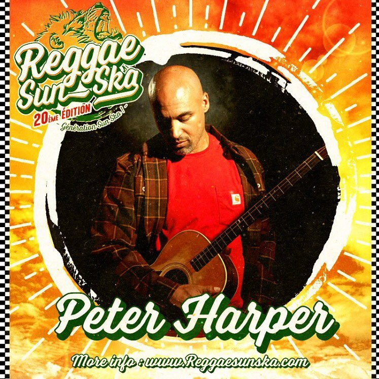 Peter Harper News