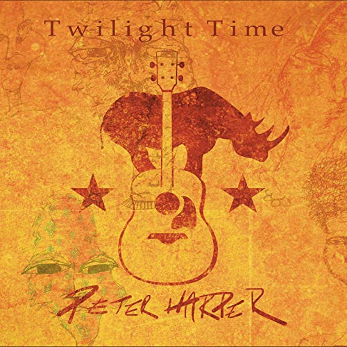 Peter Harper Twilight Time EP cover